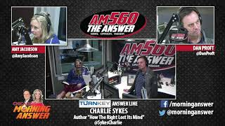 Download Chicago's Morning Answer - Charlie Sykes - October 18, 2017 Video