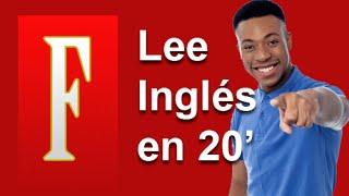 Download 1 - Aprende a Leer Inglés en 20 Minutos - Aun si nunca leiste Inglés antes!! Video