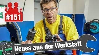 Download VW T5 - Ölwechsel-Pfusch! Filter extrem verschlammt   Keyless-Hyundai will einfach nicht anspringen! Video
