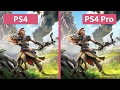 Download 4K UHD | Horizon Zero Dawn – PS4 vs. PS4 Pro 4K Mode Graphics Comparison Video