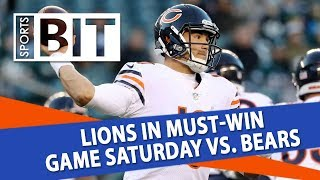 Download Chicago Bears at Detroit Lions | Sports BIT | NFL Picks Video