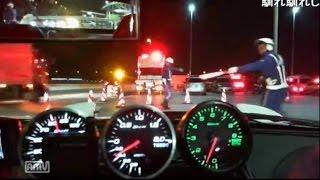 Download 首都高 取り締まり GWの抜き打ち臨時車検に捕まる! Video