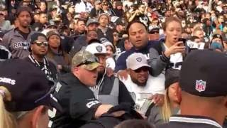 Download PANTHERS @ OAKLAND RAIDERS TAILGATE 9-2 11/27/16 Video