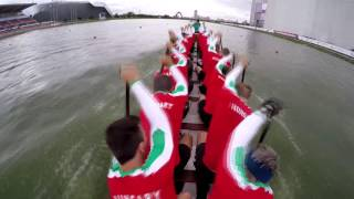 Download Dragonboat ICF World Championships Moscow 2016 Senior MEN 2000m Hungary Video