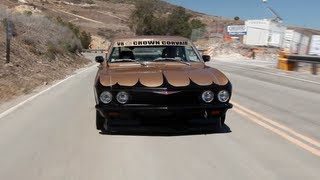 Download Mid-Engine Crown Corvair: Porsche Cayman Fighter - /BIG MUSCLE Video