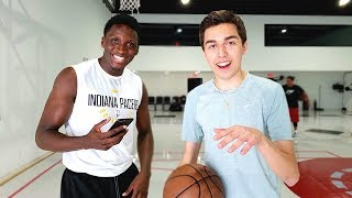 Download HORSE vs. NBA All Star VICTOR OLADIPO Video