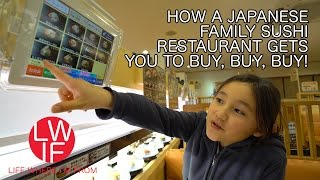 Download How a Japanese Family Sushi Restaurant Gets You to Buy, Buy, Buy! Video