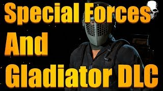 Download Ghost Recon Wildlands - New ″Special Forces″ And ″Gladiator″ DLC (New Ghillie Suits) Video