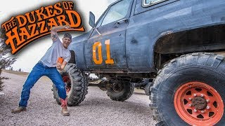 Download The GENERAL LEE 4x4!! Video