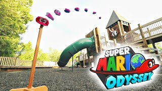 Download Super Mario Odyssey - TRICK SHOTS Video
