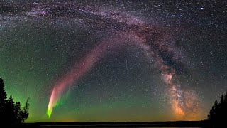 Download Scientists name new type of aurora Steve Video