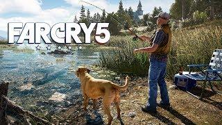 Download Взгляд на Far Cry 5: Создай Персонажа и Выгуливай Собаку Video
