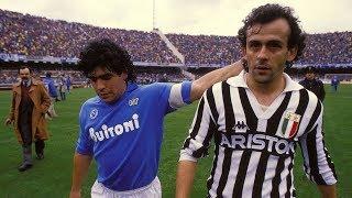 Download Michel Platini Vs Maradona 1986 - Juventus x Napoli Video
