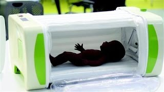 Download Inflatable Baby Incubator Could Save Babies' Lives Video