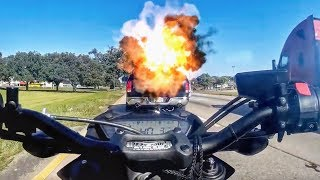 Download Stupid, Crazy & Angry People Vs Bikers 2018 [Ep.#584] ROAD RAGE Video