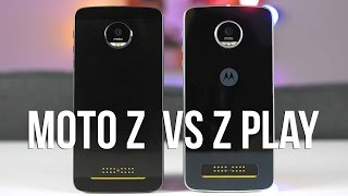 Download Moto Z vs Moto Z Play Review: Which One Should You Buy? Video
