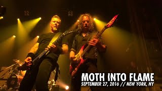 Download Metallica: Moth Into Flame (Webster Hall, New York, NY - September 27, 2016) Video