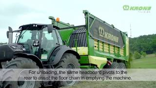Download Der KRONE MX Ladewagen – Das ist neu zur Agritechnica 2017 Video