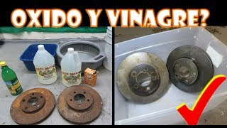 Download Funciona el Vinagre para Remover Oxido?? (pruebas reales) Video