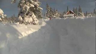 Download Homer Alaska blizzard, 2012. How to dig out from 6 feet of snow, honda snowblower Video