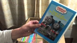 Download My updated Thomas Train DVD Collection 2015 Video