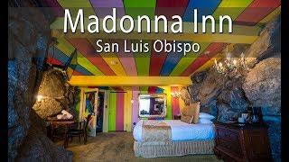 Download Madonna Inn: Tour the Unique Hotel in San Luis Obispo Video