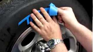 Download TredWear white Letter Tire Installation Video Video