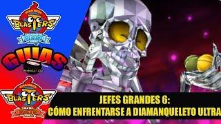 Download TODOS LOS JEFES MODO ULTRA 6: Cómo enfrentarse a DIAMANQUELETO ULTRA - Yo-kai Watch Blasters Video