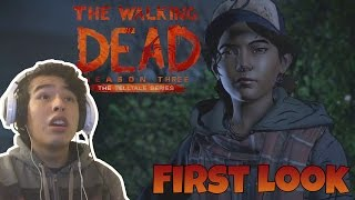 Download The Walking Dead: Season 3 - A New Frontier - Extended First Look Reaction Video