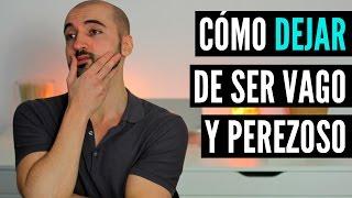 Download Cómo DEJAR de Ser Vago y VENCER la Pereza (de una vez por todas!) Video