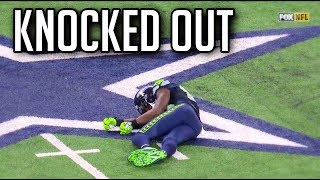 Download NFL Knocked Out Hits || HD *Warning* Video
