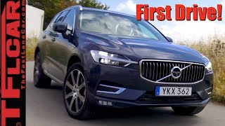 Download 2018 Volvo XC60 T6 Review: Do Good Things Come in Smaller Packages? Video