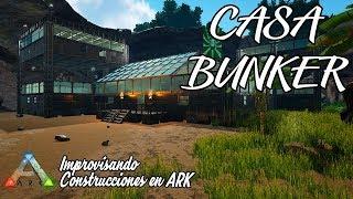 Download CASA BUNKER DE METAL Y CRISTAL   ARK - Improvisando Construcciones   The Adder Experience Video
