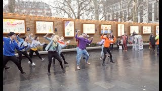 Download Perfect Proposal Flash Mob in Leicester Square! Video