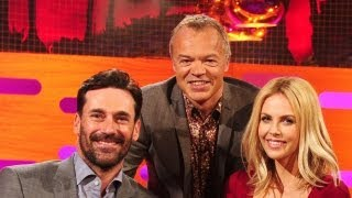 Download CHARLIZE THERON & JON HAMM: My Secret Ugly Childhood (The Graham Norton Show) Video