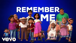 Download Miguel - Remember Me (Dúo) (From ″Coco″/Official Lyric Video) ft. Natalia Lafourcade Video