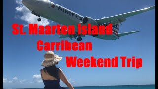 Download St. Maarten Carribean Weekend Trip April 2019! (What to Do? Beaches, Planes, Costs) Video