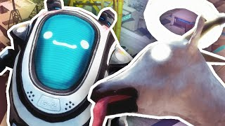 Download LICK THE ROBOT!! | Goat Simulator Video