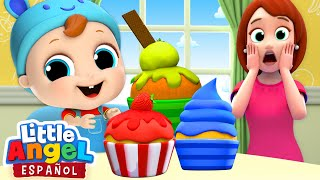 Download ¡Bebé Juan es Hora De Comer! | Canciones Infantiles | Little Angel Español Video