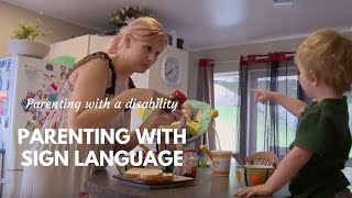 Download Parenting with Sign Language Video