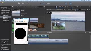 Download Videos bearbeiten mit iMovie Tutorial: Greenscreen anwenden |video2brain Video