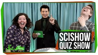 Download SciShow Quiz Show: Weird Water Creatures & Spontaneous Combustion! Video