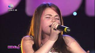 Download Miruna Gavris canta Listen - Auditii Saptamana 3 - KIDSing 2014 Video