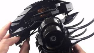 Download LEGO ALIEN XENOMORPH by The ARVO BROTHERS | Time-Lapse and Review Video