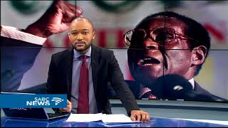 Download Latest on Mugabe reports agreeing to step down Video