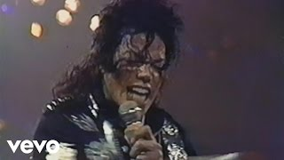 Download Michael Jackson - Wanna Be Startin' Somethin' (Live At Wembley July 16, 1988) Video