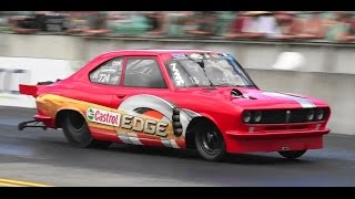 Download QUAD ROTOR QUAD TURBO CBR CASTROL EDGE RX2 6.96 @ 202 MPH V 4 & ROTARY NATIONALS IN NEW ZEALAND 2016 Video