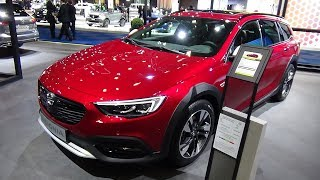 Download 2018 Opel Insignia Country Tourer Exclusive 2.0 CDTI - Exterior + Interior - Auto Show Brussels 2018 Video