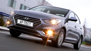 Download Новый Hyundai Solaris: лучше, чем Volkswagen Polo? Video