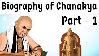 Download Biography of Chanakya Part 1 - Statesman, philosopher, professor & PM of Mauryan King Chandragupta Video